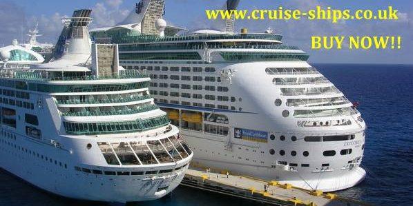 Domain market, cruise ships